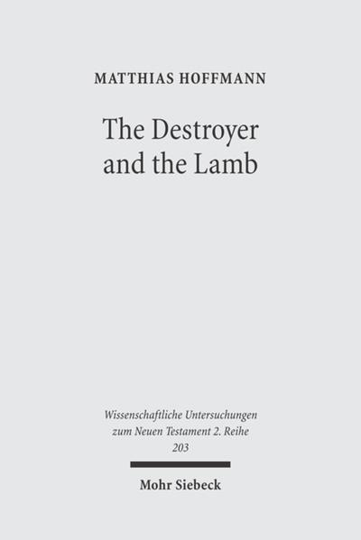 The Destroyer and the Lamb - Coverbild