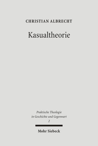 Kasualtheorie - Coverbild