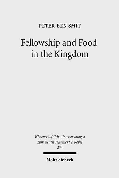 Fellowship and Food in the Kingdom - Coverbild