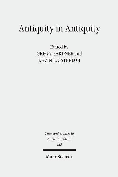Antiquity in Antiquity - Coverbild