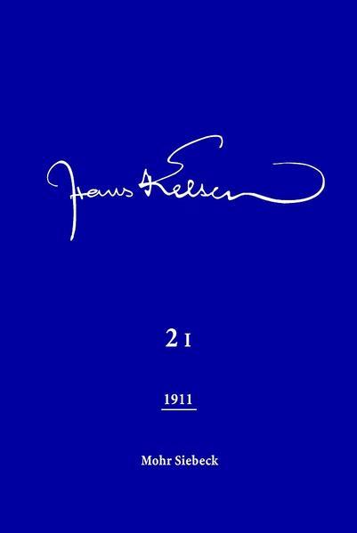 Werke / Hans Kelsen Werke - Coverbild