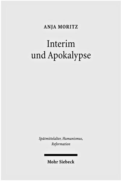 Interim und Apokalypse - Coverbild