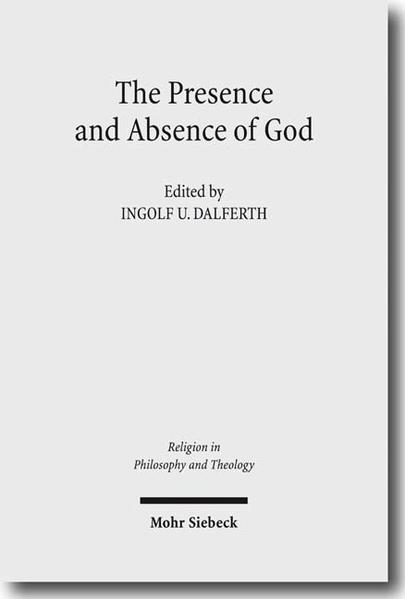 The Presence and Absence of God - Coverbild