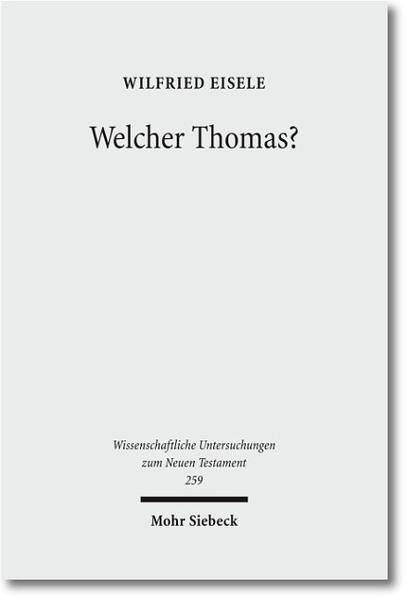 Welcher Thomas? - Coverbild