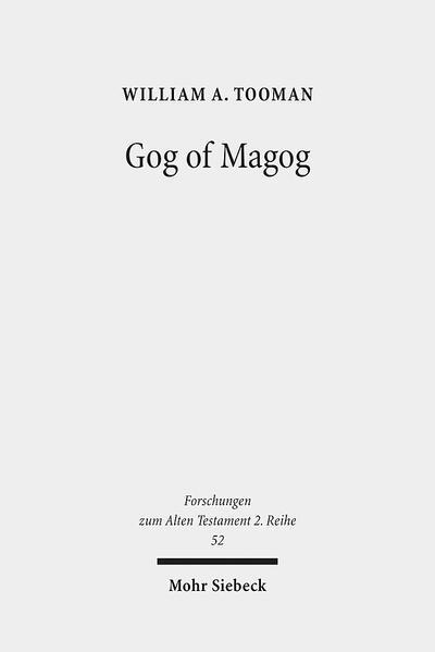 Gog of Magog - Coverbild
