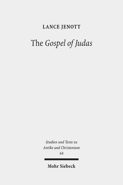 The Gospel of Judas - Coverbild