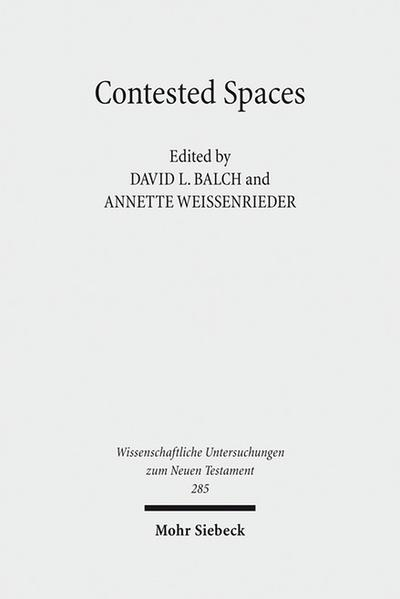 Contested Spaces - Coverbild
