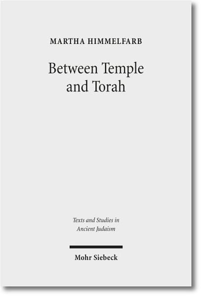 Between Temple and Torah - Coverbild
