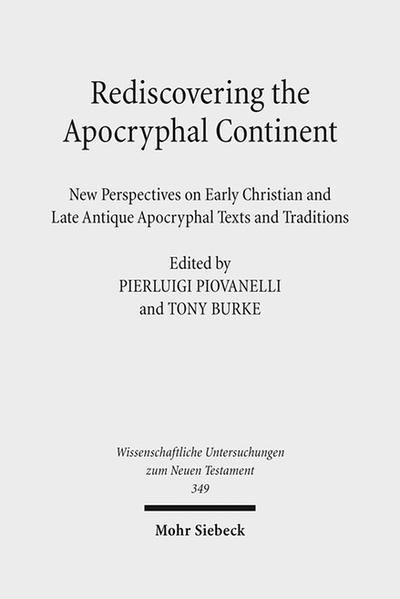 Rediscovering the Apocryphal Continent - Coverbild