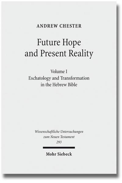 Future Hope and Present Reality - Coverbild