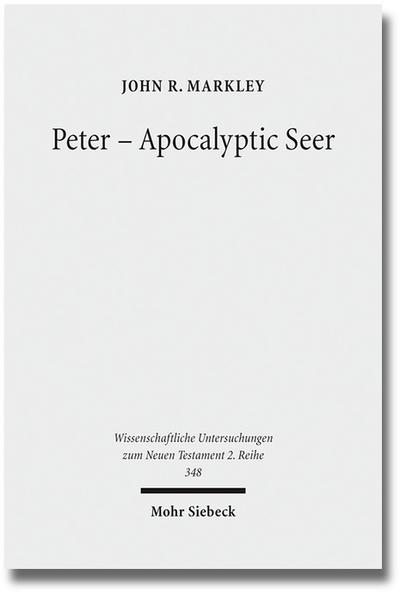 Peter - Apocalyptic Seer - Coverbild