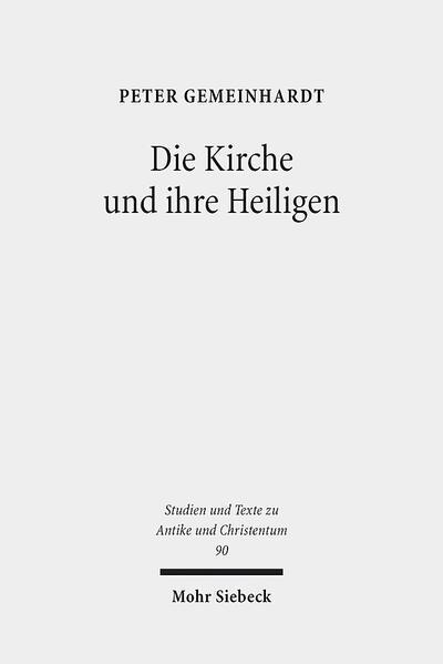 Die Kirche und ihre Heiligen - Coverbild