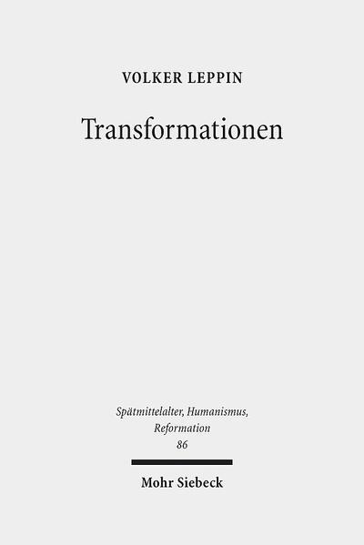 Transformationen - Coverbild