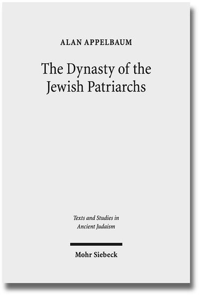 The Dynasty of the Jewish Patriarchs - Coverbild
