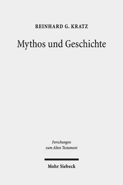 Mythos und Geschichte - Coverbild