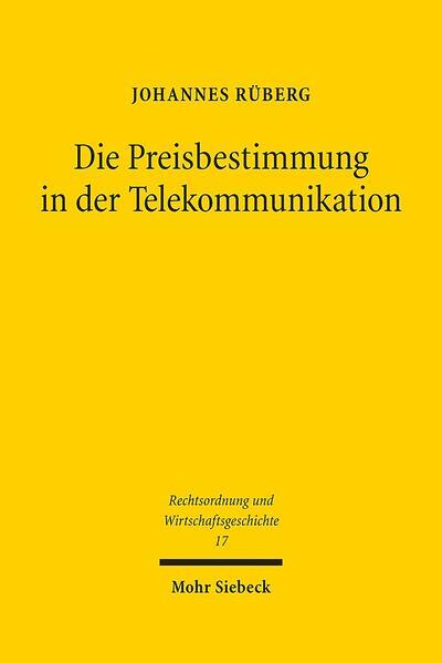 Kostenloser Download Die Preisbestimmung in der Telekommunikation Epub
