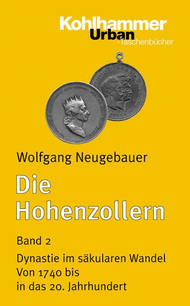 Die Hohenzollern - Coverbild