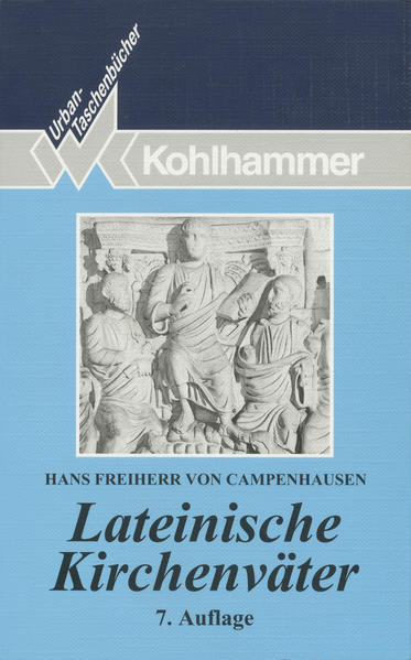 Lateinische Kirchenväter - Coverbild