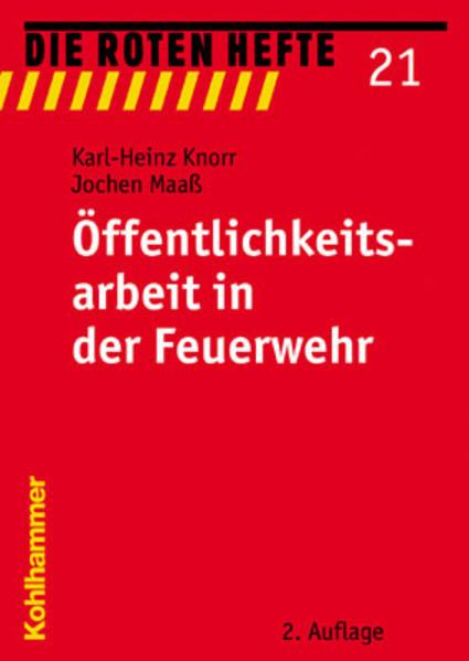 Öffentlichkeitsarbeit in der Feuerwehr - Coverbild