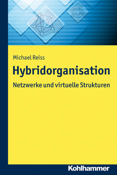 Hybridorganisation - Coverbild
