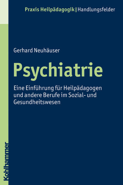 Psychiatrie - Coverbild