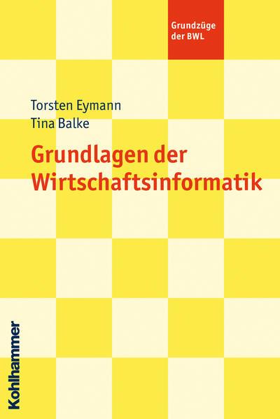 Grundlagen der Wirtschaftsinformatik - Coverbild