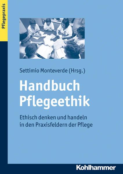 Handbuch Pflegeethik - Coverbild