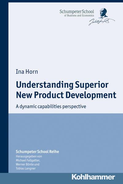 Understanding Superior New Product Development - Coverbild