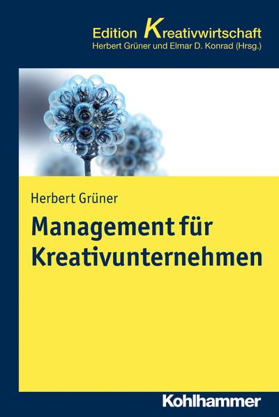 Management für Kreativunternehmen - Coverbild