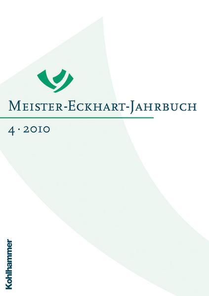 Meister-Eckhart-Jahrbuch / Meister-Eckhart-Jahrbuch - Coverbild