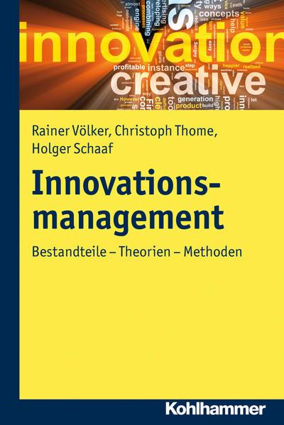 Innovationsmanagement - Coverbild