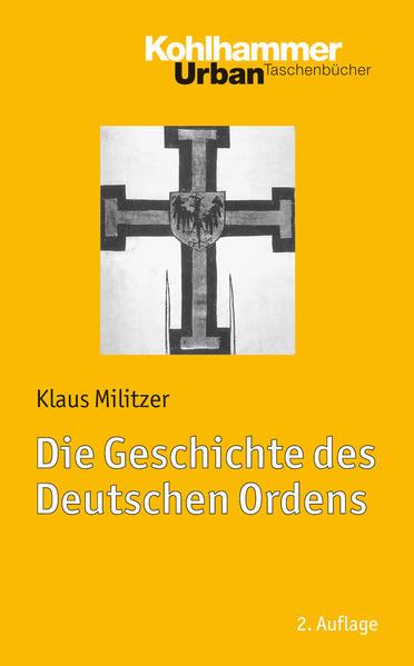 Die Geschichte des Deutschen Ordens - Coverbild