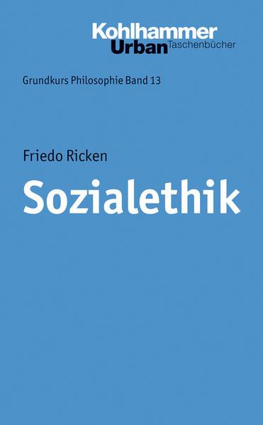 Grundkurs Philosophie / Sozialethik - Coverbild