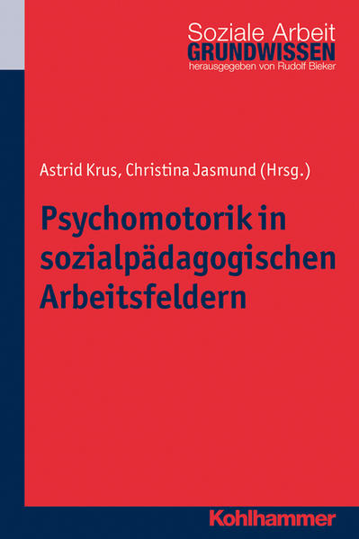 Psychomotorik in sozialpädagogischen Arbeitsfeldern - Coverbild