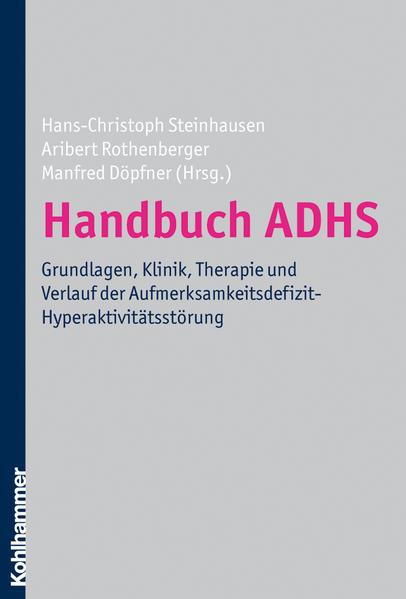 Handbuch ADHS - Coverbild