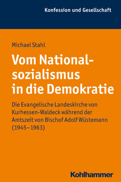 Vom Nationalsozialismus in die Demokratie - Coverbild