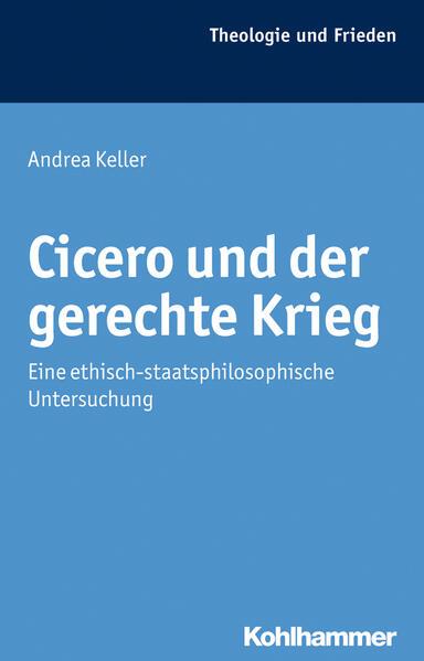 Cicero und der gerechte Krieg - Coverbild