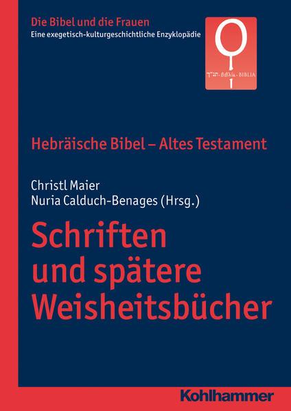 Hebräische Bibel - Altes Testament. Schriften und spätere Weisheitsbücher - Coverbild