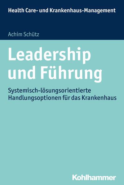 Leadership und Führung - Coverbild