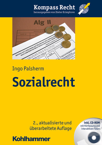 Sozialrecht - Coverbild