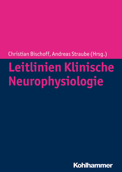 Leitlinien Klinische Neurophysiologie - Coverbild