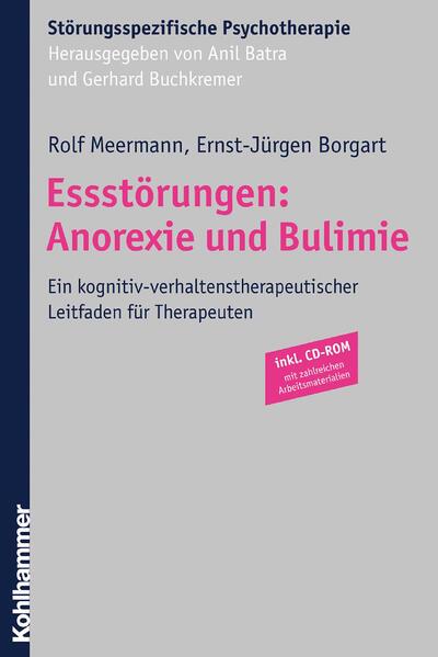 Essstörungen: Anorexie und Bulimie - Coverbild