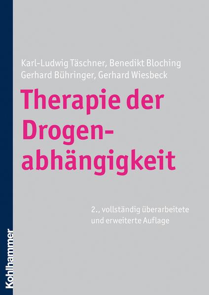 Therapie der Drogenabhängigkeit - Coverbild