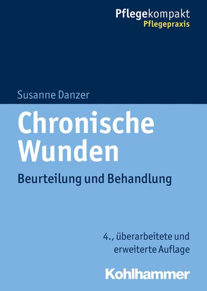 Chronische Wunden - Coverbild