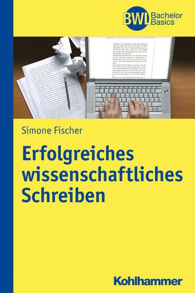 Erfolgreiches wissenschaftliches Schreiben - Coverbild