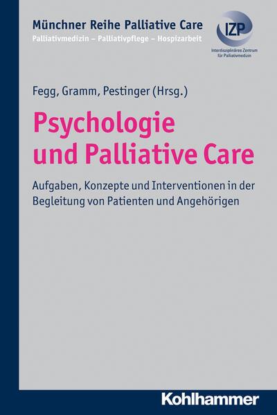 Psychologie und Palliative Care - Coverbild