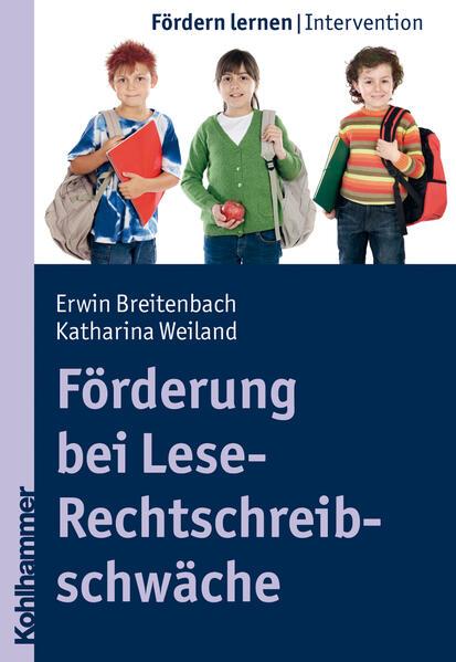 Förderung bei Lese-Rechtschreibschwäche - Coverbild