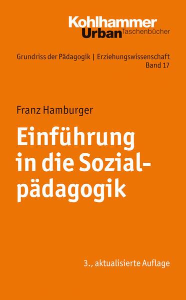 Einführung in die Sozialpädagogik - Coverbild