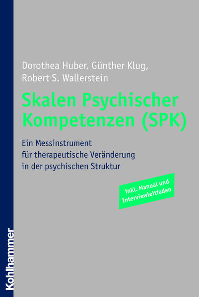 Skalen Psychischer Kompetenzen (SPK) - Coverbild