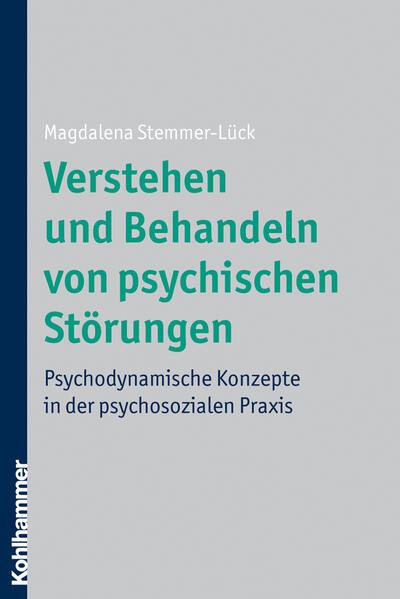 Verstehen und Behandeln von psychischen Störungen - Coverbild